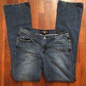Lucky Brand Women's Jeans Sweet N Low Boot Cut 12